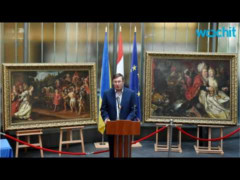 Nazi-Stolen Paintings Returned To Heirs