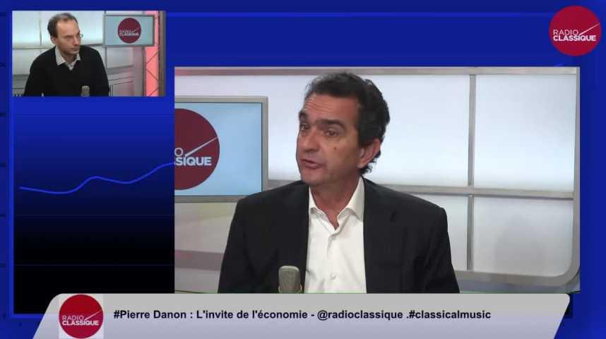 """Illustration pour la vidéo """"François Fillon doit aller chercher les 3,4 points qu'il faudra pour passer au second tour"""" Pierre Danon (03/03/2017)"""