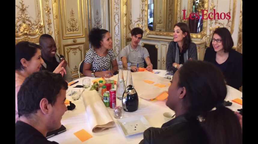Illustration pour la vidéo Quand JP Morgan veut créer des vocations en Seine-Saint-Denis