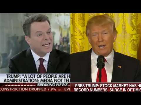 Même Fox News se rebiffe après la charge de Trump contre les médias