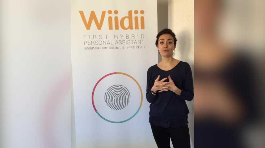 Illustration pour la vidéo Widii, la conciergerie intelligente