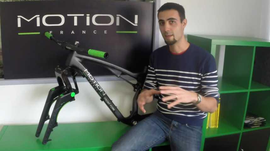 Illustration pour la vidéo Motion / Marathon pitch