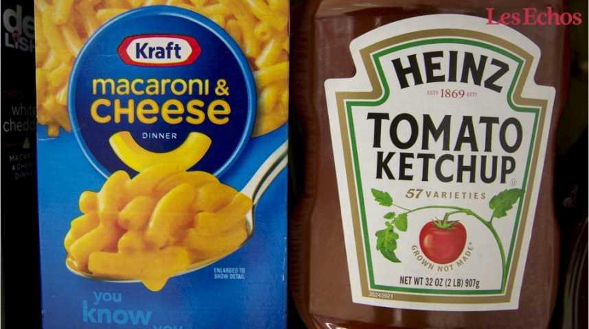 Illustration pour la vidéo Pourquoi Kraft-Heinz a renoncé à s'offrir Unilever en moins de 48 heures
