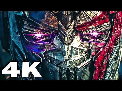TRANSFORMERS 5 Trailer + Super Bowl TV Spot (2017) The Last Knight Ultra HD 4K Movie
