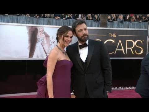 Ben Affleck 'moves back in with Jennifer Garner'