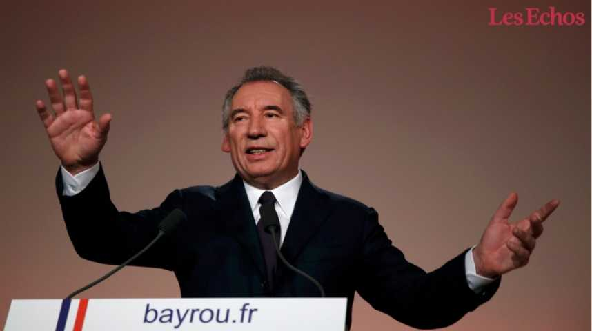 Illustration pour la vidéo Bayrou rejoint Macron : ce qu'il faut retenir