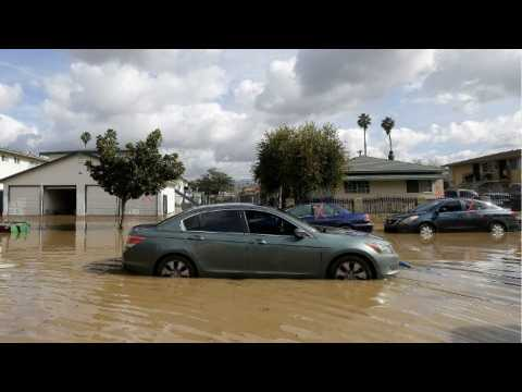 Thousands Affected by Floods in Northern California
