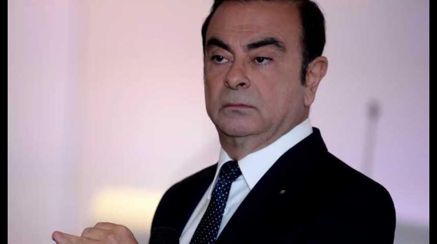 Illustration pour la vidéo Carlos Ghosn lâche les rênes de Nissan