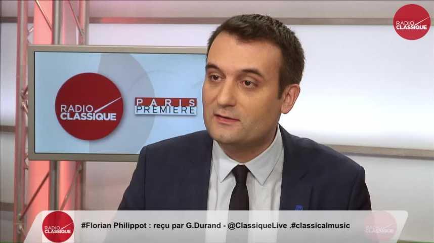 """Illustration pour la vidéo """"L'euro a perdu 25% de sa valeur en 2 ans"""" Florian Philippot (23/02/2017)"""