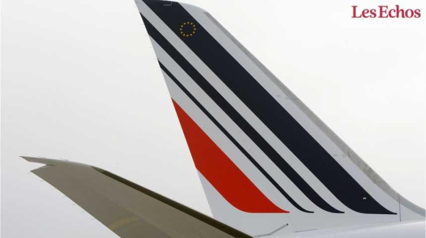 Illustration pour la vidéo Air France : 3 questions autour du projet Boost