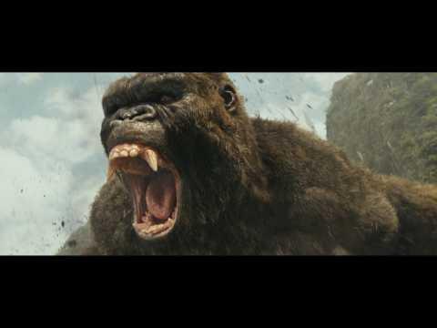 Brie Larson, Tom Hiddleston In 'Kong: Skull Island' Theatrical Trailer