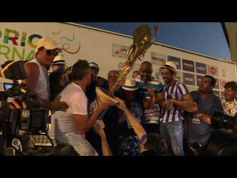 Rio carnival crowns champion after accident-marred festivities