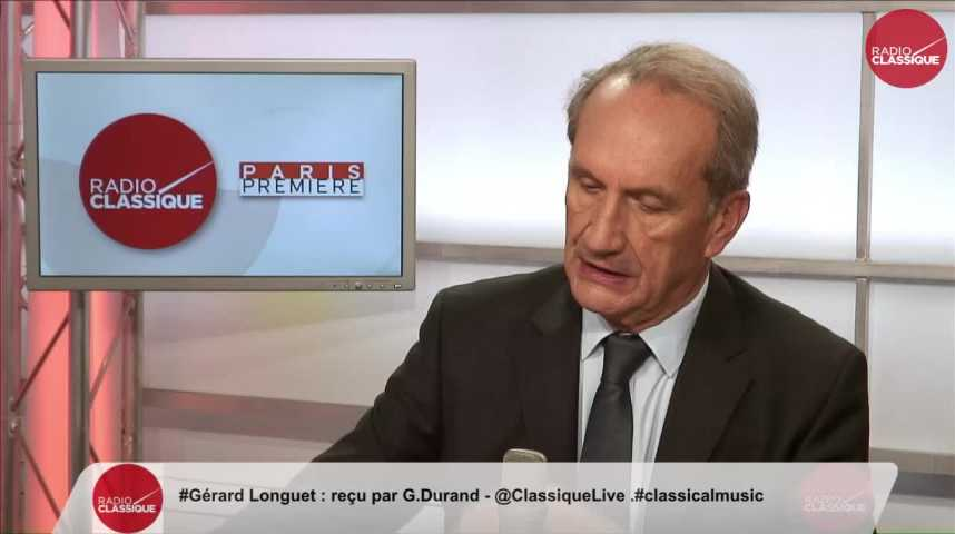 Illustration pour la vidéo « François Fillon a sous-estimé la perversité des procédures sous l'autorité du gouvernement » Gérard Longuet (02/03/2017)