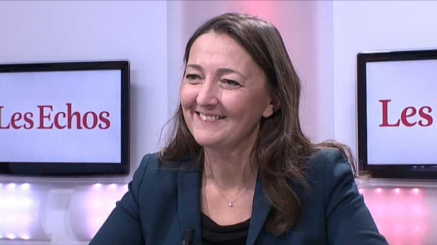 Illustration pour la vidéo Propos de Manuel Valls : «une forme de cassure», estime Karine Berger