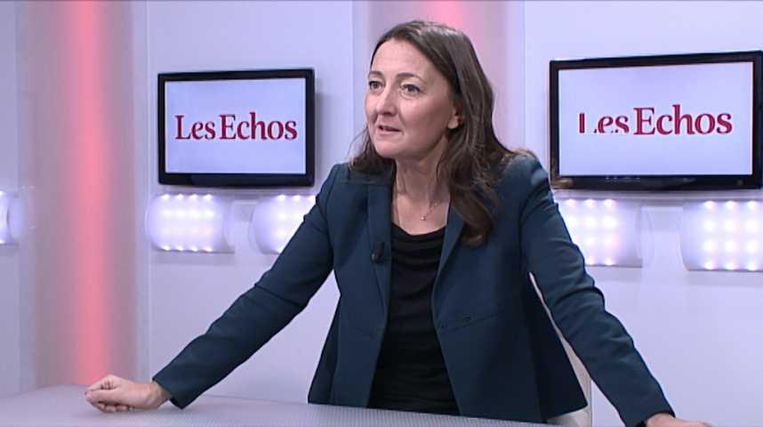 Illustration pour la vidéo Propos de Manuel Valls : «une forme de cassure» pour Karine Berger
