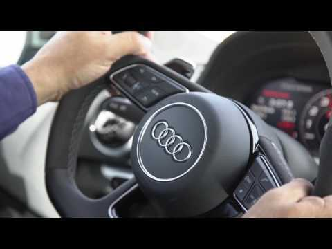 The new Audi RS 3 Sportback - Driving Video on Race Track Trailer | AutoMotoTV