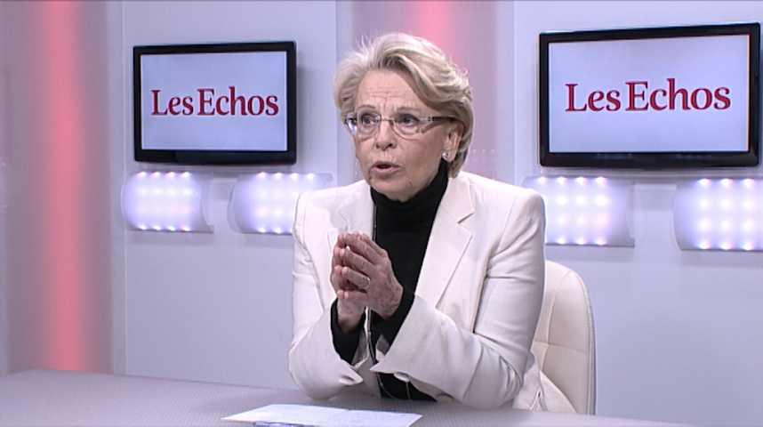 """Illustration pour la vidéo """"L'Europe doit prendre conscience qu'elle est une puissance économique mais également politique"""" (Michèle Alliot-Marie)"""