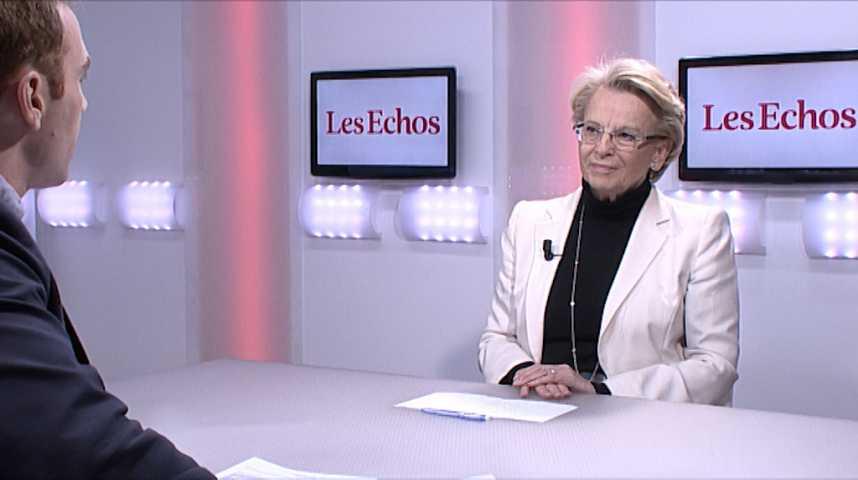 """Illustration pour la vidéo """"Il n'y a pas d'économie forte, si l'Etat ne joue pas son rôle de stratège"""" (Michèle Alliot-Marie)"""