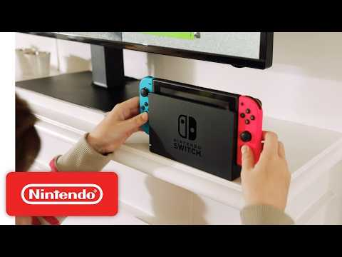 Nintendo Switch Play Together Trailer