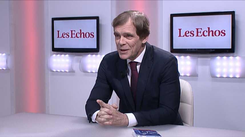 """Illustration pour la vidéo """"Un schéma pourrait être catastrophique : l'élection de Marine Le Pen"""" (Didier Le Menestrel)"""