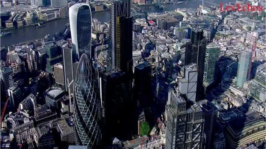 Illustration pour la vidéo Le coût du Brexit pour la City en 5 chiffres