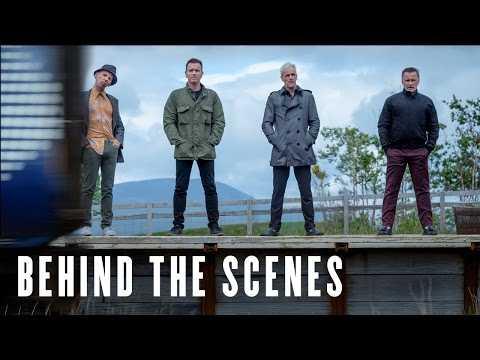 T2 Trainspotting - Cast Featurette - Starring Ewan McGregor & Jonny Lee Miller - At Cinemas Jan 27