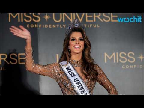 Miss France Wins Miss Universe