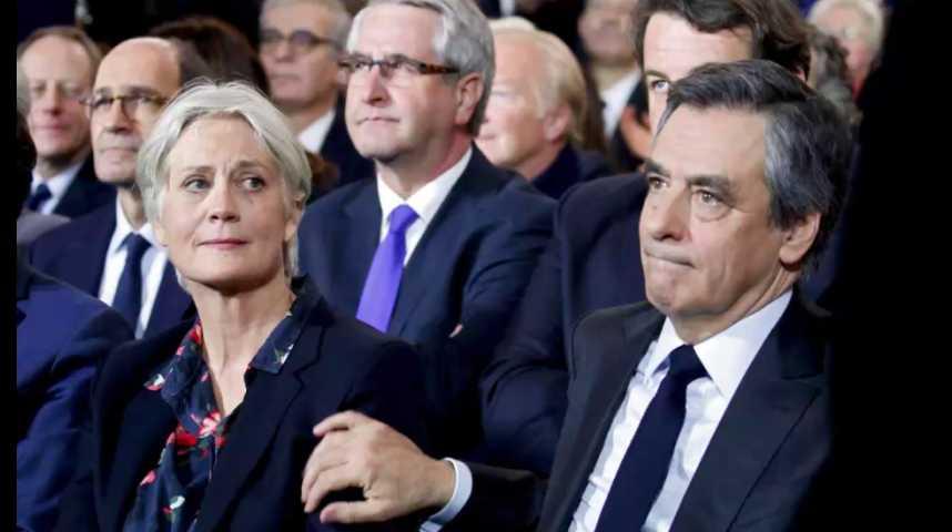 Illustration pour la vidéo François Fillon défend sa femme mais ne justifie rien