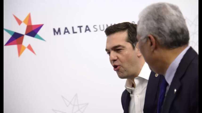 Illustration pour la vidéo L'idée d'une Europe à plusieurs vitesses ressurgit à Malte