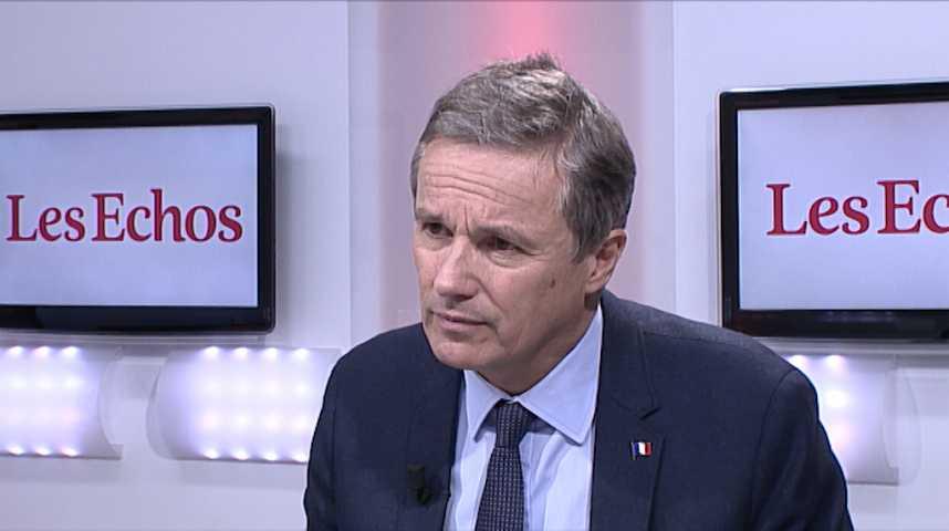 Illustration pour la vidéo «On ne peut pas demander aux Français des sacrifices qu'on ne s'applique pas soi-même», selon Nicolas Dupont-Aignan