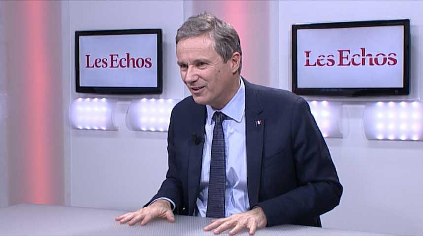 Illustration pour la vidéo «On ne peut pas demander aux Français des sacrifices qu'on ne s'applique pas soi-même» (Nicolas Dupont-Aignan)