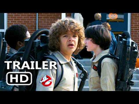 STRANGER THINGS Season 2 Official Trailer (2017) Netflix TV Show HD