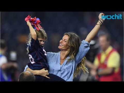 Gisele Bundchen Had The Best Superbowl