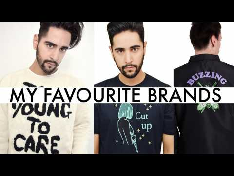 My Favourite Clothing Brands (mini lookbook) mens clothing / clothes online  - 2016 ✖ James Welsh