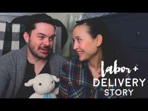 Labor & Delivery Story with My Husband | Friedia