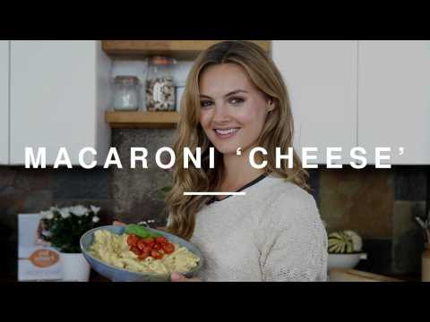 Niomi Smart - Macaroni 'Cheese' with Roasted Tomatoes | Eat Smart | Wild Dish