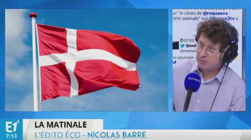 Illustration pour la vidéo Temps de travail : le Danemark se pose en modèle