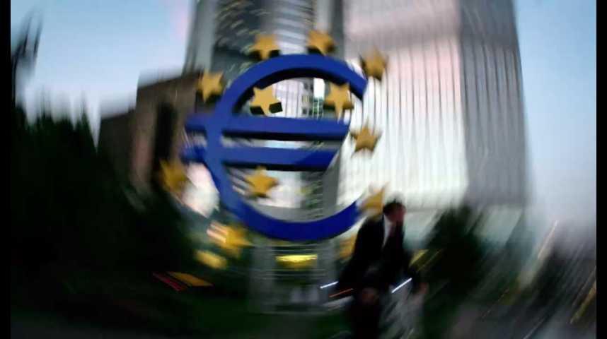 Illustration pour la vidéo Sortie de l'euro: les cinq questions  que se posent les investisseurs