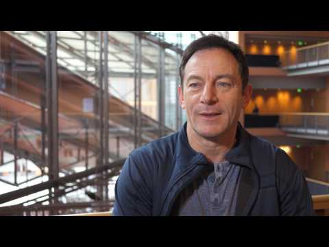 Exclusive Interview: Jason Isaacs claims he doesn't plan his career