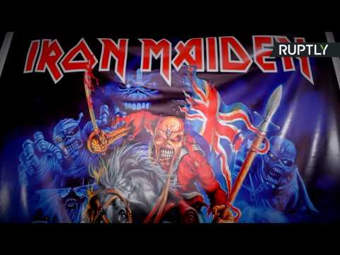 Bolivian Rocker Parents Name Baby 'Iron Maiden'