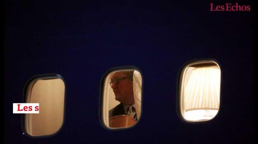 Illustration pour la vidéo Trump veut faire surveiller ses services de renseignement