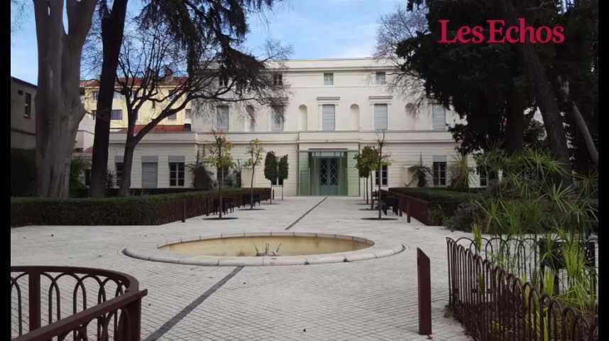 """Illustration pour la vidéo Visite de l'Hôtel Montcalm, futur site du """"Montpellier Contemporain"""""""