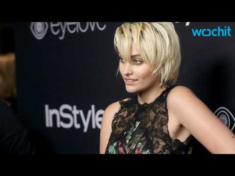 Paris Jackson Opens Up