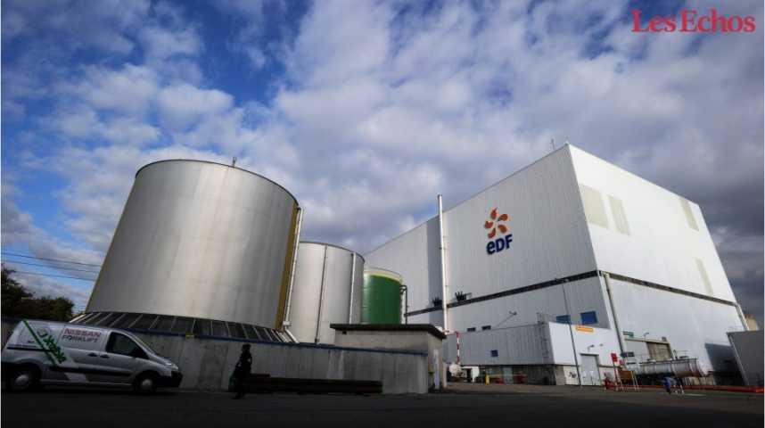 Illustration pour la vidéo Fessenheim : la fermeture de la centrale est en bonne voie