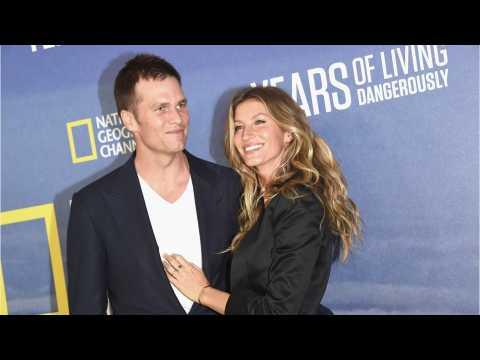 Tom Brady And Gisele Bundchen Celebrate Their Anniversary