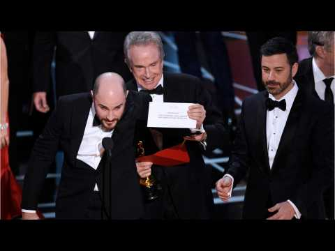Which Unscripted Surprise Shocked Oscars Audiences?