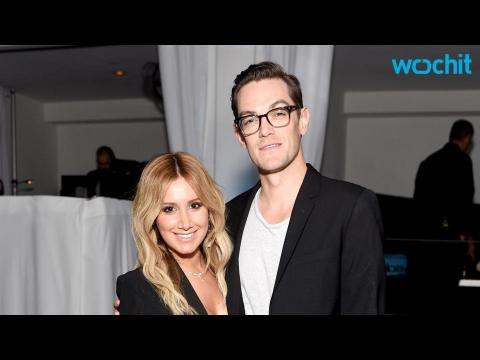 Ashley Tisdale Gushes Over Husband on Her Anniversary