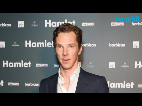 Benedict Cumberbatch Releases Moving Message About Refugees