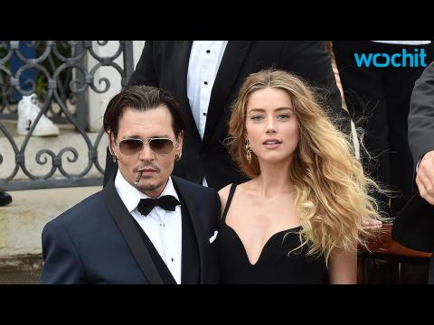 Johnny Depp and Amber Heard Bring on the Heat