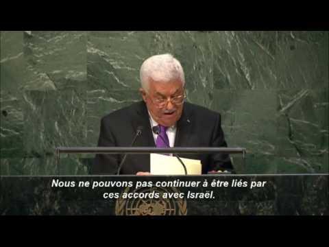 Le drapeau de la Palestine flotte pour la première fois à l'ONU